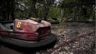 Чернобыль. Припять. Прекрасное далеко и настоящее