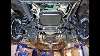 Капсула времени Mercedes Benz 420SEL с консервации