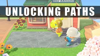 Animal Crossing New Horizons paths - How to get paths and how to make them