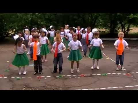 """Танец """"Мы маленькие звезды"""" подготовительная группа МАДОУ ЦРР-Детский сад №91 Строитель г. Улан-Удэ"""