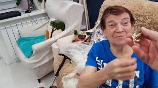 Реакция мамы на брошку от утопленницы
