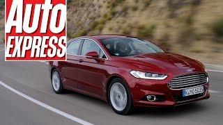 Ford Mondeo 2014 - dabar