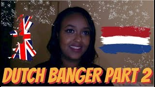 UK REACTING TO DUTCH RAPHIPHOP AGAIN!!!   (Dopebwoy   Cartier Ft  Chivv & 3robi) REACTION!!!