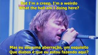Radiohead   Creep (LyricsLegendado)