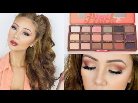 Sweet Peach Eye Shadow Palette by Too Faced #3