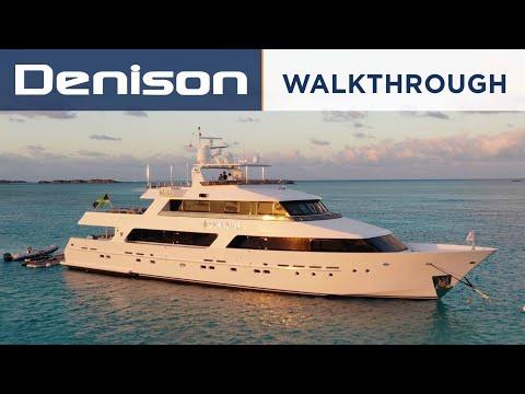 Heesen Tri-Deck Motor Yacht video
