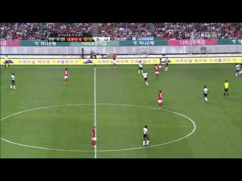 [대표팀] 6월 7일 대한민국 vs 가나 전반전