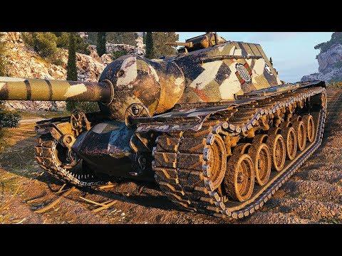 T110E3 - 155 mm AP AMMO HERO - World of Tanks Gameplay