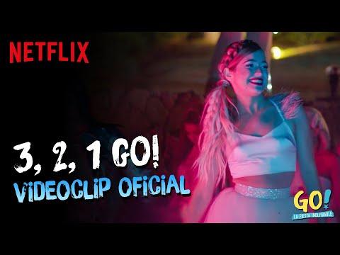 Go! La Fiesta Inolvidable - 3, 2, 1 Go! videoclip oficial