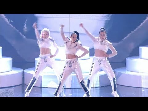Britain's Got Talent 2017 Live Semi-Finals Code 3 Dancers Full S11E16
