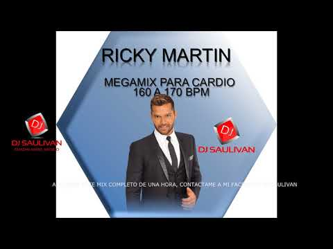 RICKY MARTIN CARDIO MIX DEMO- DJSAULIVAN
