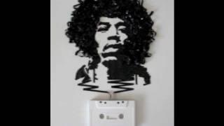 Jimi Hendrix - Are you Experienced ?  BACKWARDS (REVERSE) VERSION AMAZING SOLO