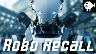 Best VR Game Ever? - Robo Recall Gameplay and Funny Moments