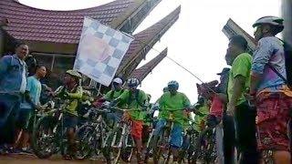 500 Goweser Meriahkan Mountain Bike di Toraja Utara