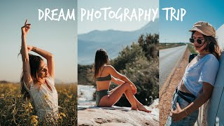 HOW TO CREATE TRAVEL STYLE PHOTOS - A BEHIND THE SCENES LOOK