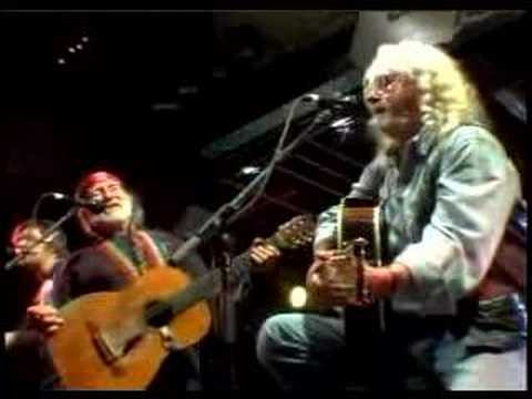 Arlo Guthrie & Willie Nelson/Will The Circle be Unbroken