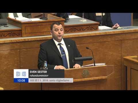 Riigikogu istung, 20. oktoober 2015