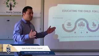 Early Childhood Care & Education by Tufail A  Haji