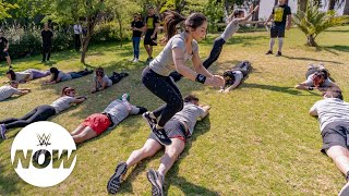 Chile hosts WWE's inaugural Latin American Tryout: WWE Now