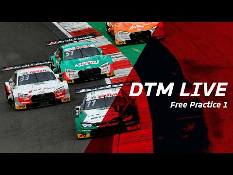 Free Practice 1 | DTM Nürburgring