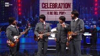 Neri Marcorè, Lillo e Greg, Alex Britti sono I Beatles - Celebration 14/10/2017