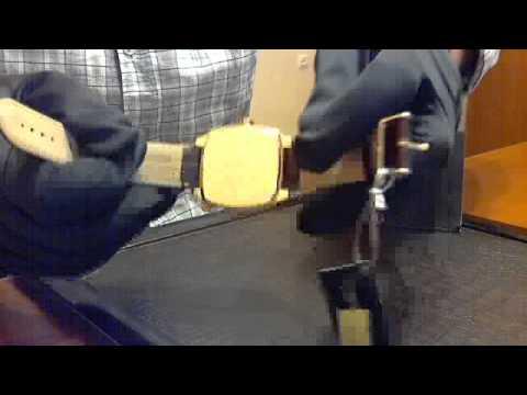 comment regler une montre rg512