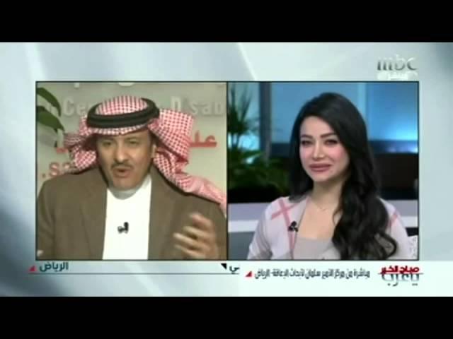 لقاء مع سمو الامير سلطان بن سلمان صباح الخير ياعرب