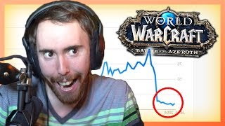 Asmongold Talks About Quitting WoW: A HUGE Rant on BfA's Failure & WoW's Future