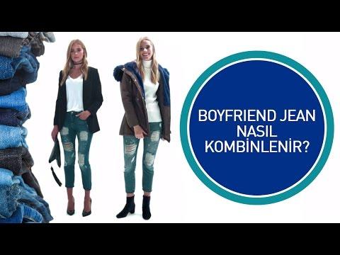 Boyfriend Jean Nasıl Kombinlenir? | Trendyol
