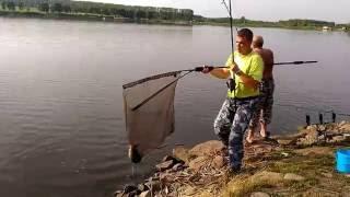 Хорошая платная рыбалка в кемеровской области