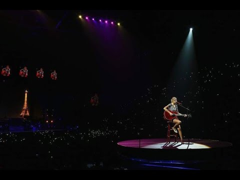 Taylor Swift - Sparks Fly (DVD The RED Tour Live) Mp3