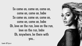 Tiësto, Jonas Blue & Rita Ora   RITUAL (Lyrics)