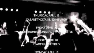 Feeder - 'Renegades' - April 2010 Tour - HD
