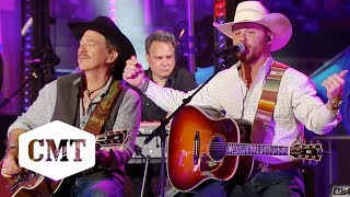 "Brooks & Dunn, Cody Johnson Perform ""Red Dirt Road"" 