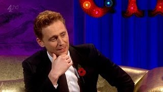 Tom Hiddleston on Chatty Man [HD]
