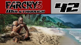 Far Cry 3 Walkthrough Part 42 - Coolest Knife Stabbing Ever! [Far Cry 3 Gameplay]