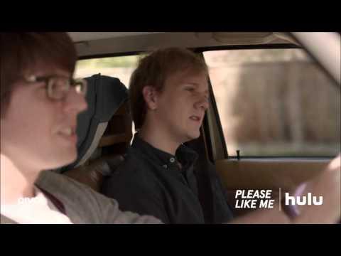 Video trailer för Please Like Me Trailer