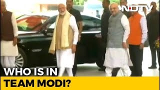 PM Modi, Amit Shah Meet For 3 Hours On New Ministers Ahead Of Swearing-In