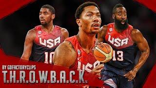 USA Team Highlights vs Puerto Rico 2014.08.22 - Best Plays!