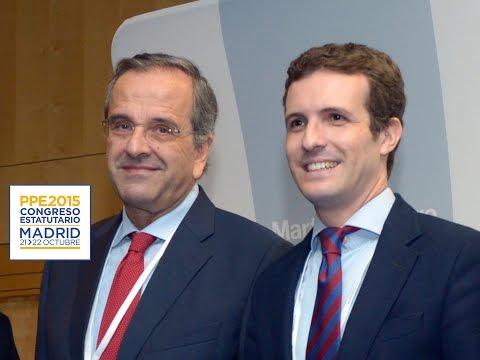 Casado: Lo que ocurre en Portugal es lo que siempre pasa en Europa con socialistas y populistas
