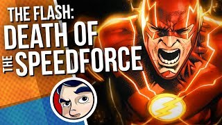 "Flash ""Death of the Speed Force, New Powers"" Full Story 