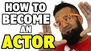 How To Become an Actor in Pakistan in India  | Urdu Hindi Punjabi