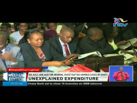 Ksh. 78.2b of taxpayers money cannot be accounted for