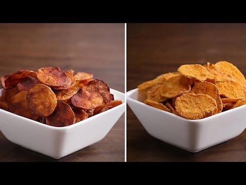 Patates Kızartmanın 4 Farklı Yolu