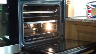 Samsung NV70F7796ES Single Oven With Dual Cook.