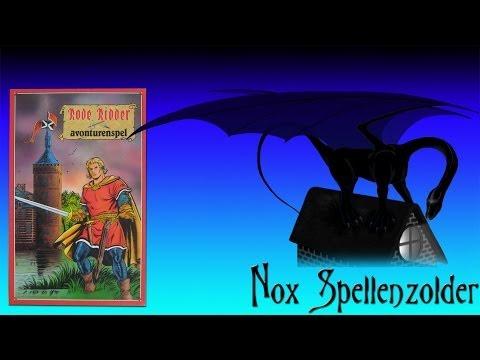 De Rode Ridder  Het Avonturenspel (NL)