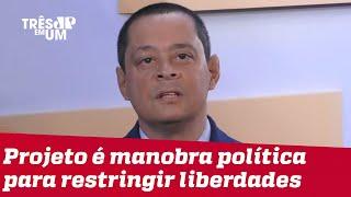 Jorge Serrão: Passaporte sanitário vai ser teste político para Bolsonaro