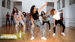 Tayna ft. Don Phenom - Columbiana ( City Stars Dance )