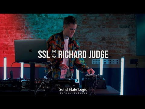 SSL X Richard Judge Feat. SSL 2+ USB Audio Interface