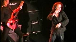 Dio   Losing My Insanity  Live In NYC 29 04 2000